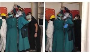 Keçiören'de hastane personeline saldırı davasında ara karar