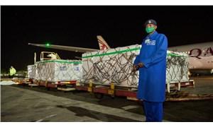 Kenya'ya COVAX kapsamında 1 milyon doz aşı gönderildi