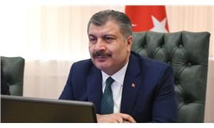 Bakan Koca 'çok yüksek risk' grubundaki 5 ilin valisi ve sağlık müdürleriyle görüştü