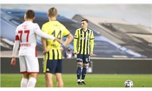 Fenerbahçe sahasında berabere kaldı