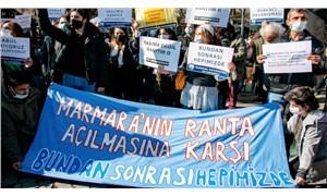 Marmara öğrencileri rant planını kabul etmiyor