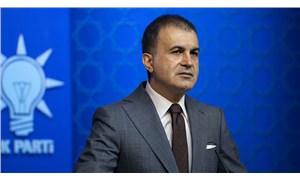 Ömer Çelik'ten 'Stop Erdoğan' açıklaması: FETÖ ihanetlerine yeni bir sayfa ekledi
