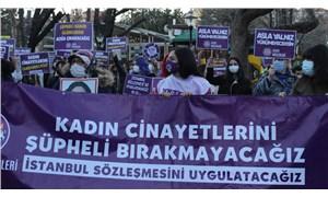 Kadınlar Türkiye genelinde sokağa çıktı: İstanbul Sözleşmesi'ni uygulatacağız