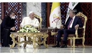 Papa'nın Irak ziyareti, yoğun güvenlik önlemleri eşliğinde başladı