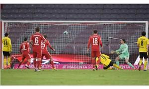 6 gollü karşılaşmada kazanan Bayern Münih