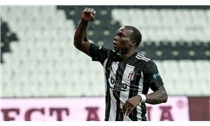 Aboubakar attı, Beşiktaş kazandı: Kartal liderliğe yükseldi