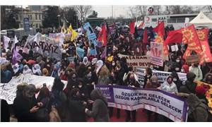 Kadınlar, Kadıköy'de buluştu: Sokakları doldurmaya devam edeceğiz