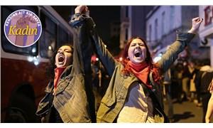Kadınların sesi ülkenin tüm sokaklarında yankılanıyor