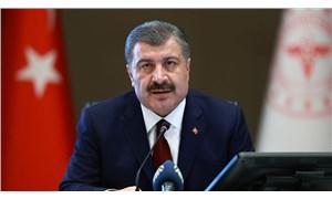Sağlık Bakanı, vaka oranında en çok artış ve azalış yaşayan 10 ili paylaştı: Düşüş yavaş, yükseliş hızlı
