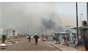 Ekvator Ginesi'nde askeri kışlada patlama: En az 20 ölü