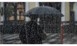 Meteoroloji'den birçok kent için yağış uyarısı