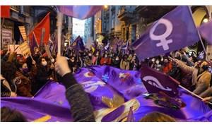 Feminist Gece Yürüyüşü'ne yönelik operasyonda gözaltına alınan kadınlar serbest bırakıldı