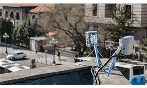 Ankara'nın 20 meydanında ücretsiz internet hizmeti