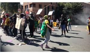 Güney Afrika'da üniversite öğrencilerinin eyleminde bir kişi öldürüldü: Baş şüpheli polis