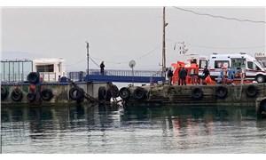 Seyir halindeki feribottan düşen adam hayatını kaybetti