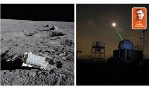 Ay bize ne kadar uzak?