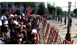Myanmar'da en kanlı gün: Darbe karşıtı protestolarda 1 günde en az 38 kişi öldürüldü