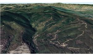 Şahin Dağları'nda altın tahribatı: Kazdağları'nın 5 katı büyüklüğünde