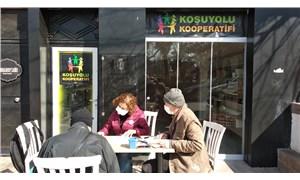 Koşuyolu Kooperatifi: Amacımız mahalleye sağlıklı gıda temin etmek