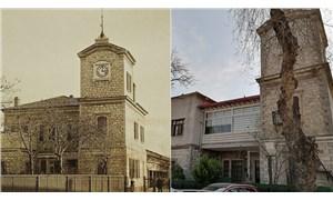 TCDD bölge müdür yardımcısı, tarihi binaya PVC doğrama yaptırdı