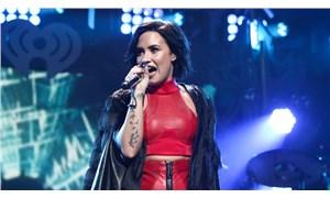 ABD'li şarkıcı Demi Lovato, geçmişte cinsel saldırıya uğradığını açıkladı