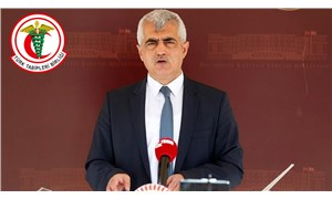 TTB: Meslektaşları olarak Gergerlioğlu'nun yanındayız