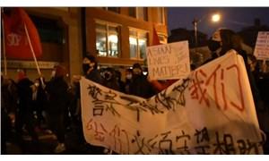 ABD'de Asyalılara yönelik şiddet protesto ediliyor