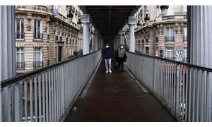 Fransa'da 16 bölgede 1 ay boyunca tam sokağa çıkma yasağı uygulanacak