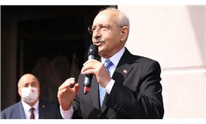 Kılıçdaroğlu: Türkiye'nin bütün sorunlarını çözeceğim