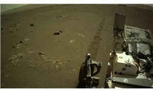 NASA, Perseverance'ın Mars'ta hareket ederken çıkardığı sesleri yayınladı