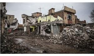 Sur'da yıkımın faturası 1.6 milyar TL