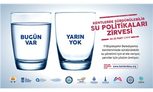 CHP'li 11 büyükşehir belediye başkanından İzmir'de Su Politikaları Zirvesi: Manifesto açıklanacak