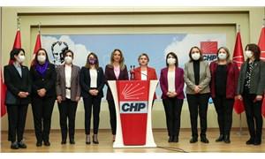 CHP'li kadın yöneticiler: İstanbul Sözleşmesi'nden çekilme kararını tanımıyoruz
