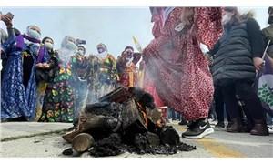 İstanbul'da Newroz kutlaması: Erdoğan'ın kararını tanımıyoruz