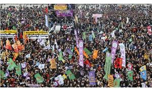 Newroz mesajı direniş oldu
