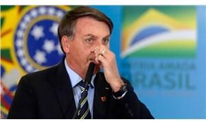 Bolsonaro, valileri hedef aldı: Bazı tiranlar özgürlüğümüzü kısıtlamaya çalışıyor