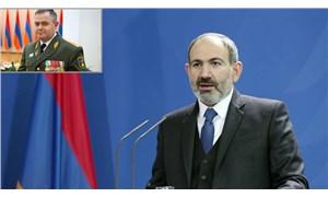 Paşinyan, Genelkurmay Başkanlığına Artak Davtyan'ı atadı