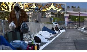 Rapor: ABD'de evsizlik yüzde 28 arttı