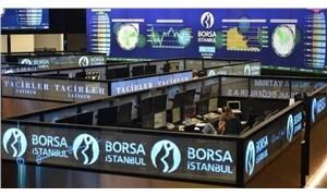 Sert düşüşle açılan Borsa İstanbul'da işlemlere geçici ara verildi