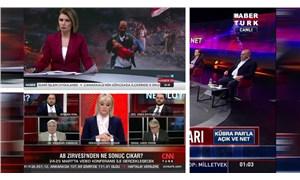 TRT, CNN Türk ve Habertürk çözümü buldu: Döviz kuru barını kaldırdılar