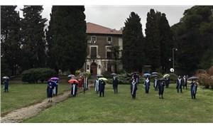 Boğaziçi Üniversitesi'nde akademisyenlerin nöbeti 57. gününde sürüyor