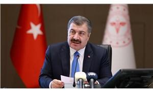 Sağlık Bakanı Koca, vaka oranı en çok artan ve azalan illeri paylaştı