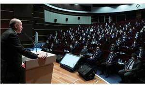 AKP'de Merkez Yürütme Kurulu belli oldu