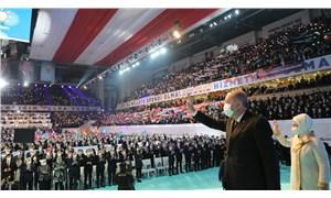 AKP'nin salgın tedbirlerinin hiçe sayıldığı kongresine sosyal medyadan tepki