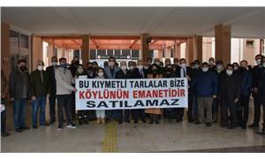 AKP'nin sattığı köy malları yargıya taşındı