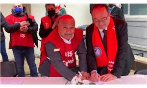 Artvin Belediyesi'nde toplu iş sözleşmesi imzalandı