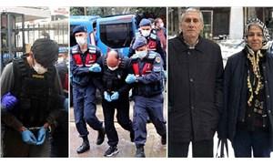 Mehmet Fevzi Atay ve Elif Atay'ı öldüren zanlının ifadesi ortaya çıktı