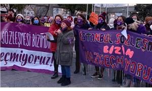 Kadınlar İstanbul Sözleşmesi'nden vazgeçmiyor: Karar yok hükmündedir!