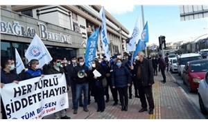 Karabağlar Belediyesi zabıtalarına saldırıya kınama
