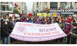 Ege'de kadınlar ayakta: Sözleşmeden vazgeçmiyoruz